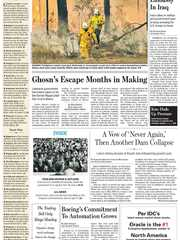《The Wall Street Journal(WSJ)》2020年01月02日(华尔街日报)【PDF】