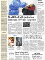 《The Wall Street Journal(WSJ)》2020年02月13日(华尔街日报)【PDF】
