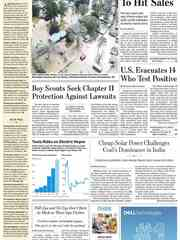 《The Wall Street Journal(WSJ)》2020年02月18日(华尔街日报)【PDF】