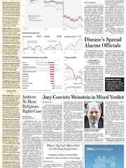 《The Wall Street Journal(WSJ)》2020年02月25日(华尔街日报)【PDF】