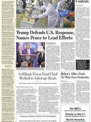《The Wall Street Journal(WSJ)》2020年02月27日(华尔街日报)【PDF】