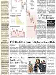 《The Wall Street Journal(WSJ)》2020年02月28日(华尔街日报)【PDF】