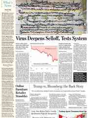 《The Wall Street Journal(WSJ)》2020年02月29-03月01日(华尔街日报)【PDF】