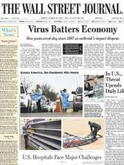 《The Wall Street Journal(WSJ)》2020年03月13日(华尔街日报)【PDF】