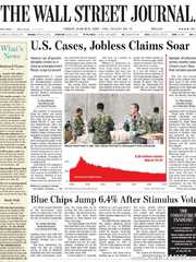 《The Wall Street Journal(WSJ)》2020年03月27日(华尔街日报)【PDF】
