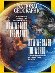 《National Geographic》2020年04月(美国国家地理杂志-英文原版)【PDF】