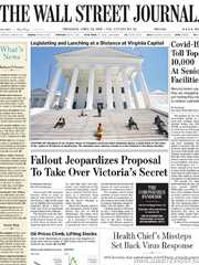 《The Wall Street Journal(WSJ)》2020年04月23日(华尔街日报)【PDF】