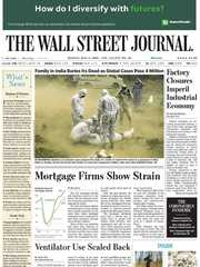 《The Wall Street Journal(WSJ)》2020年05月11日(华尔街日报)【PDF】