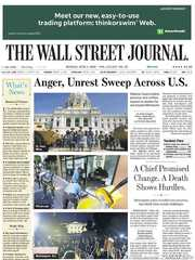 《The Wall Street Journal(WSJ)》2020年06月01日(华尔街日报)【PDF】
