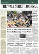 《The Wall Street Journal(WSJ)》2020年06月08日(华尔街日报)【PDF】