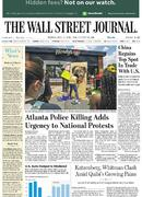 《The Wall Street Journal(WSJ)》2020年06月15日(华尔街日报)【PDF】