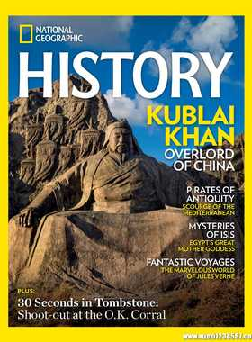 《National Geographic History》2020年03-04月(美国国家地理杂志·历史版-英文原版)【PDF】