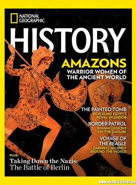 《National Geographic History》2020年05-06月(美国国家地理杂志·历史版-英文原版)【PDF】