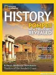《National Geographic History》2020年07-08月(美国国家地理杂志·历史版-英文原版)【PDF】