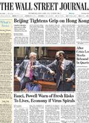 《The Wall Street Journal(WSJ)》2020年07月01日(华尔街日报)【PDF】