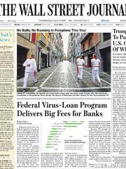 《The Wall Street Journal(WSJ)》2020年07月08日(华尔街日报)【PDF】