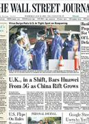 《The Wall Street Journal(WSJ)》2020年07月15日(华尔街日报)【PDF】