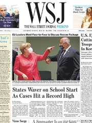 《The Wall Street Journal(WSJ)》2020年07月18&19日(华尔街日报)【PDF】