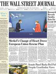 《The Wall Street Journal(WSJ)》2020年07月22日(华尔街日报)【PDF】