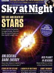 《BBC Sky at Night》2020年09月(英国BBC夜空杂志)【PDF】