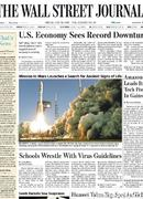 《The Wall Street Journal(WSJ)》2020年07月31日(华尔街日报)【PDF】