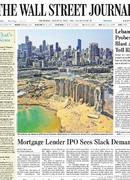 《The Wall Street Journal(WSJ)》2020年08月06日(华尔街日报)【PDF】