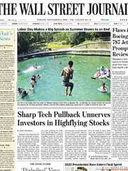 《The Wall Street Journal(WSJ)》2020年09月08日(华尔街日报)【PDF】