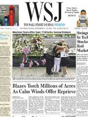 《The Wall Street Journal(WSJ)》2020年09月12&13日(华尔街日报)【PDF】