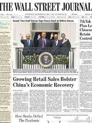 《The Wall Street Journal(WSJ)》2020年09月16日(华尔街日报)【PDF】