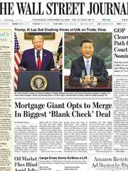 《The Wall Street Journal(WSJ)》2020年09月23日(华尔街日报)【PDF】