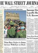 《The Wall Street Journal(WSJ)》2020年10月02日(华尔街日报)【PDF】