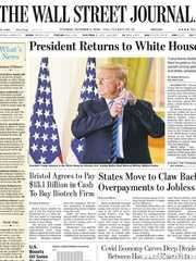 《The Wall Street Journal(WSJ)》2020年10月06日(华尔街日报)【PDF】