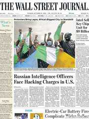《The Wall Street Journal(WSJ)》2020年10月20日(华尔街日报)【PDF】
