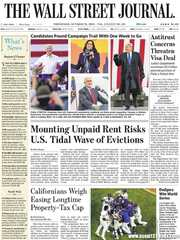 《The Wall Street Journal(WSJ)》2020年10月28日(华尔街日报)【PDF】
