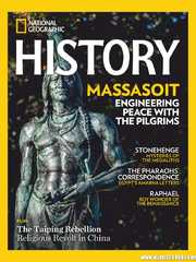 《National Geographic History》2020年11-12月(美国国家地理杂志·历史版-英文原版)【PDF】