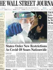 《The Wall Street Journal(WSJ)》2020年11月13日(华尔街日报)【PDF】
