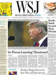 《The Wall Street Journal(WSJ)》2020年11月14&15日(华尔街日报)【PDF】