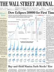 《The Wall Street Journal(WSJ)》2020年11月25日(华尔街日报)【PDF】