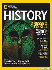 《National Geographic History》2021年01-02月(美国国家地理杂志·历史版-英文原版)【PDF】