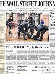 《The Wall Street Journal(WSJ)》2021年01月25日(华尔街日报)【PDF】