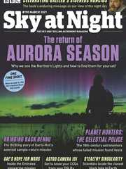 《BBC Sky at Night》2021年03月(英国BBC夜空杂志)【PDF】