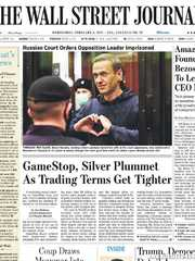 《The Wall Street Journal(WSJ)》2021年02月03日(华尔街日报)【PDF】