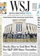《The Wall Street Journal(WSJ)》2021年02月06&07日(华尔街日报)【PDF】