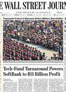 《The Wall Street Journal(WSJ)》2021年02月09日(华尔街日报)【PDF】