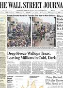 《The Wall Street Journal(WSJ)》2021年02月17日(华尔街日报)【PDF】