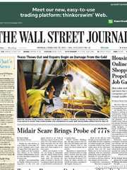 《The Wall Street Journal(WSJ)》2021年02月22日(华尔街日报)【PDF】