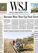《The Wall Street Journal(WSJ)》2021年02月27&28日(华尔街日报)【PDF】