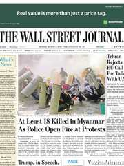 《The Wall Street Journal(WSJ)》2021年03月01日(华尔街日报)【PDF】