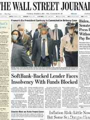 《The Wall Street Journal(WSJ)》2021年03月02日(华尔街日报)【PDF】