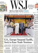 《The Wall Street Journal(WSJ)》2021年03月06&07日(华尔街日报)【PDF】